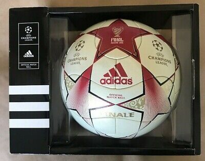 Adidas Finale Moscow Final Champions League OMB Official Match Ball New In Box
