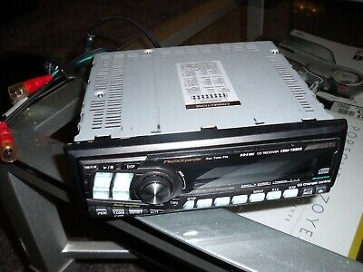 Apline Cd Player  Alpine Cdm-7892R