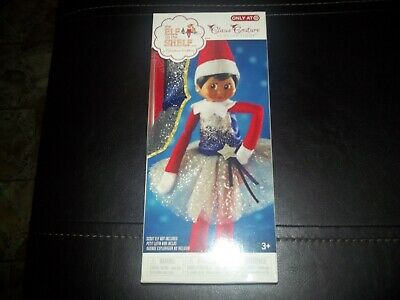 Elf on The Shelf Claus Couture Collection Snazzy Shimmer Dress NIB