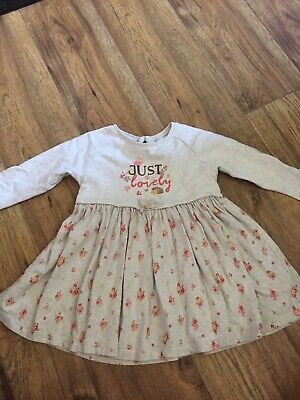 Pink Flower Print Age 0-24 Months BNWT F/&F Summer Vest// Outfit Girls
