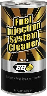 BG Fuel Injection System Cleaner  #210  1 CAN for Professional FI Service