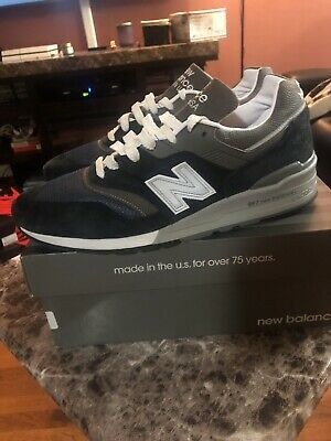 NEW BALANCE 997 OG MADE IN USA M997NV NAVY limited edition casual 998 574 999 57