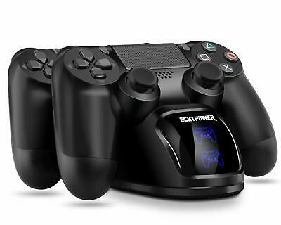 PS4 Controller Charger DualShock 4 Charger Dock Dual Charger With Charging Stati
