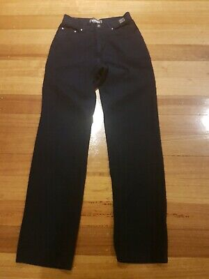 Authentic Vintage Versace Jeans Couture. High Waisted. Size 30