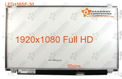 """15.6"""" IPS FHD 1080P LCD LED Screen Display DELL Inspiron 15 5570 I5575 P75F"""