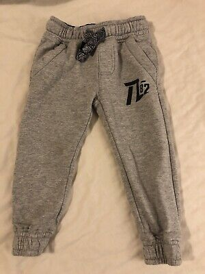 Next Boys Joggers Age 3 Grey