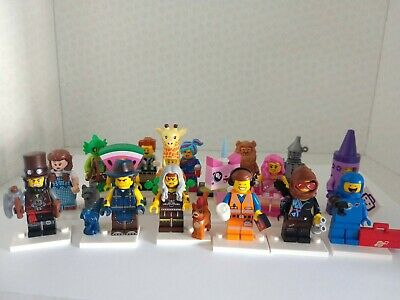 LEGO The Lego Movie 2 Collectable Minifigures Series - Select Your Character