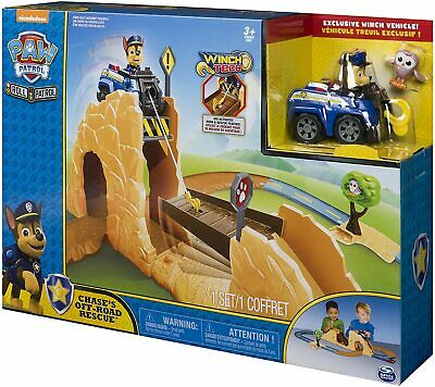 PAW PATROL 6042064 Roll Chase's Off-Road Rescue Figure