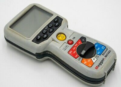 Megger MIT485 Insulation & Continuity Tester