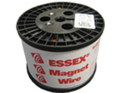 Magnet Wire Essex Magnet Wire 18 AWG Heavy Build 200 Degree Celsius 11 LB Spool