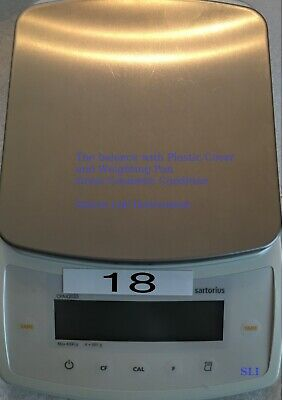 Tested! Sartorius CPA4202S Balance 4200g /0.01g, Auto Cal int weight. New Deal!