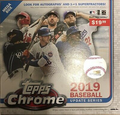 2019 Topps Chrome Update Baseball Singles Complete Your Set Pick Cards Target