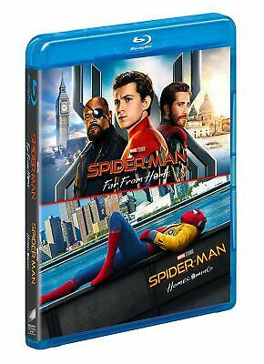 Blu Ray Spider-Man:Far From Home / Homecoming (2 Blu Ray) .....NUOVO