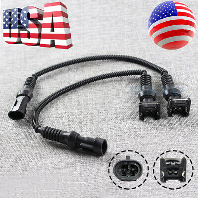 Fuel Injector Connector Harness For Polaris Ranger XP 700 800 RZR 800 Sportsman