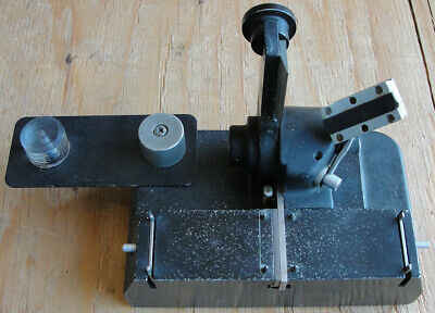 Rare Vintage Rivas Heavy Duty 35mm Motion Picture Movie Film Splicer & Extension