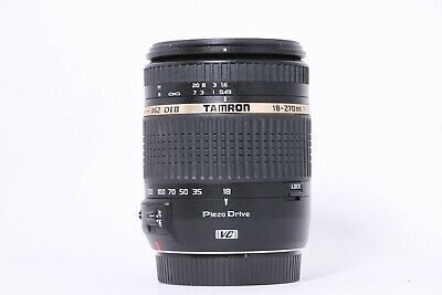 Tamron 18-270mm f3.5-6.3 Di II VC Zoom Lens for Canon