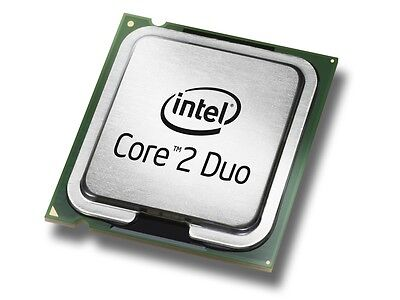 Intel Core 2 Duo E8600 CPU Procesador  3.33Ghz! socket LGA 775 - Impecable