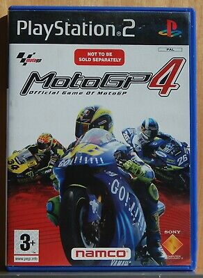 Moto Gp 4 - Playstation 2 - Pal España