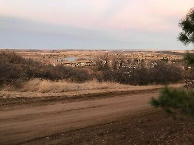 Owner Carry Large Bluff View R-1 Lot Colorado City - $200.00 Down Payment