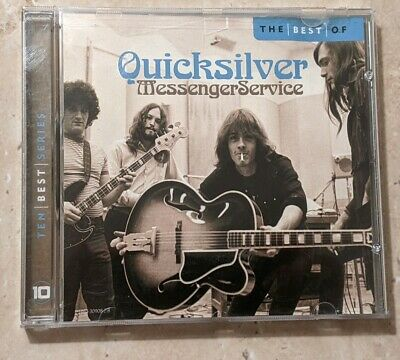The Best Of Quicksilver Messenger Service Cd + Free Shipping