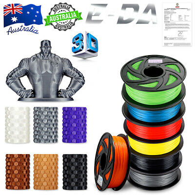 3D Printer Filament Highly-Accuracy PLA+ ABS PETG 1.75mm 1Kg/Roll