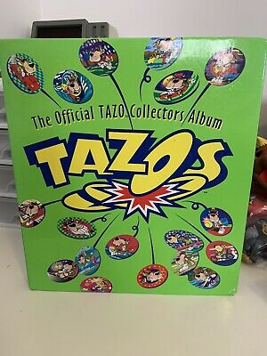 Tazos Set - Looney Tunes Complete, Some Cheeto, Simpsons, Space Jam