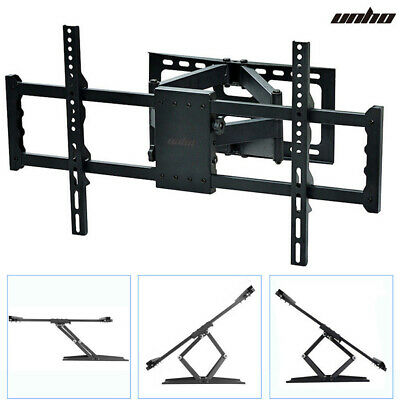"""32-80"""" TV Wall Mount Swivel 180° Up to 80"""" TV Panel For Samsung Sony TCL UHD LED"""