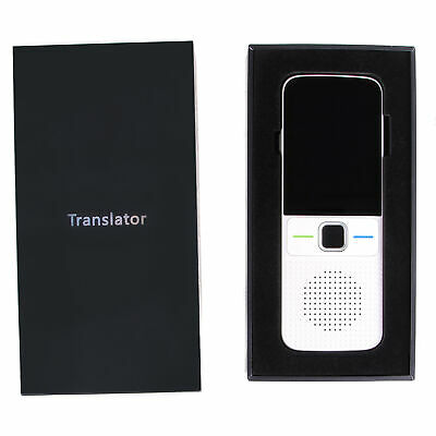 T10 WIFI Portable Intelligent Handheld Simultaneous Touch Screen Translator