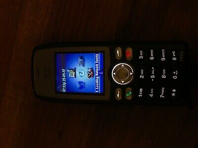 Cisco 7925 Wireless Phone CP-7925G with battery