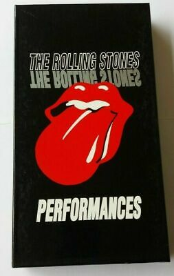 BOX 4 CD The Rolling Stones PERFORMANCE 1963-1979 TCD 43/A-B-C-D ITALY 1992 RARE