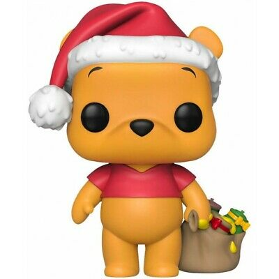 Funko Pop Disney Winnie The Pooh Holiday Vinyl Figure New!
