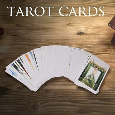 79PCS Tarot  Silver-gilded Table Game Cards for family Gathering Party