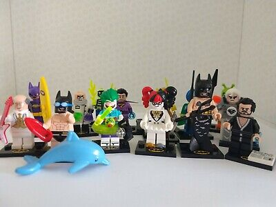 LEGO The Lego Batman Movie Minifigures Series 2 - Select Your Character