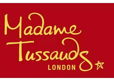 4 MADAME TUSSAUDS LONDON Tickets - Pick Your Date