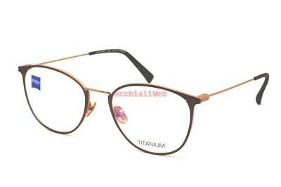 Zeiss ZS 30012 Col.F031 Cal.52 New EYEGLASSES-EYEWEAR
