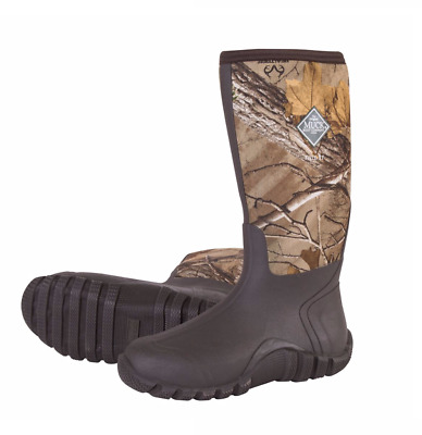 Muck Boots Field XT Outdoor Hunting Boots Realtree Xtra