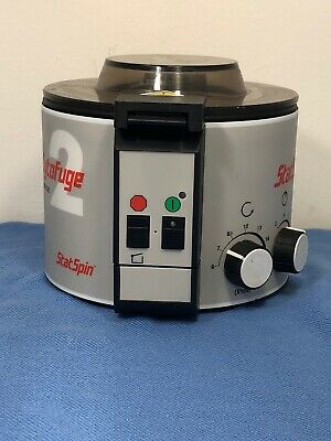 STATSPIN CYTOFUGE 2 M801-22 CENTRIFUGE With Power Supply ~Tested~