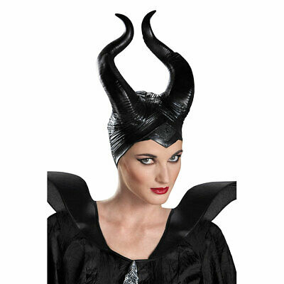 Deluxe Disney Maleficent Movie Halloween Horns