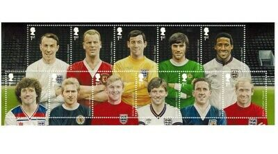 GB 2013 Commemorative Stamps Football Heroes  MNH