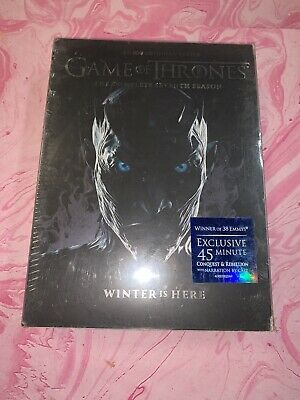 Game of Thrones Winter is Here The Complete Seventh Season
