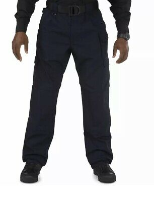 Used 511 Tactical  Women Pro Pants  Navy Blue 5.11 Emt Pants 74273 Size 12