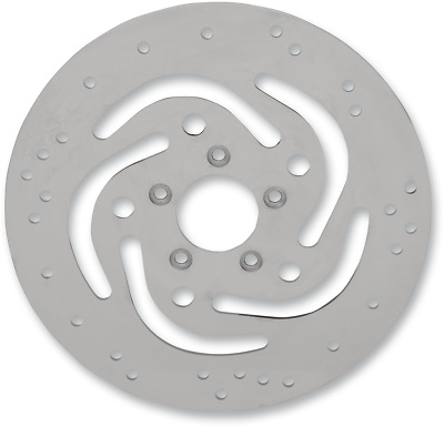 Drag Specialties  Front Stainless Steel Brake Rotor 1710-3211