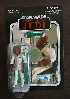 Star Wars Vintage Collection Admiral Ackbar (VC22) Unpunched Hasbro