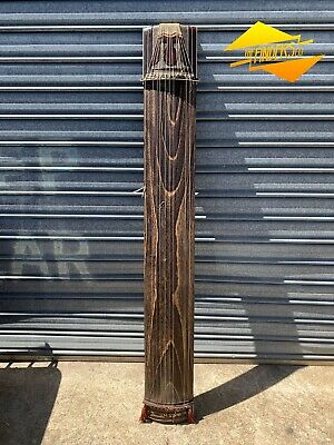 Antique Genuine Japanese Koto Instrument Zheng Yatga 1.9M For Restoration No Ji