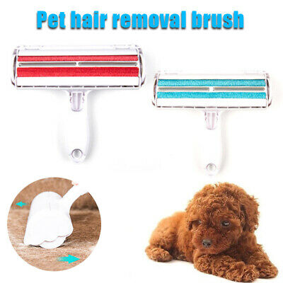 Pet Hair Remover Lint Roller Remover for Furniture Carpets Bedding Clothing