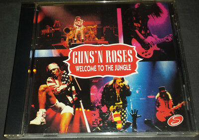 Guns N' Roses: Welcome To The Jungle Live 1991 (Silver) Onstage Records