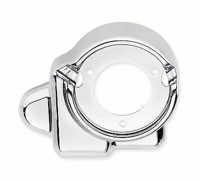 61300109 Harley-Davidson Throttle Body Cover Chrome