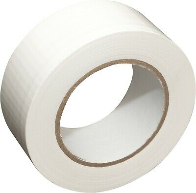 Eagle Heavy Duty Strong Home & Professional 48mm x 50m Gaffa Duct Tape - WHITE