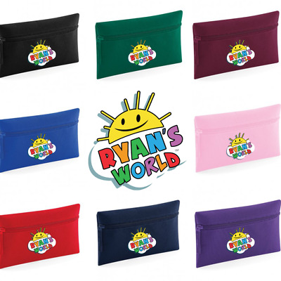 Ryans World Pencil Case Ryans World Toys Review Great For Gift Ideas And School