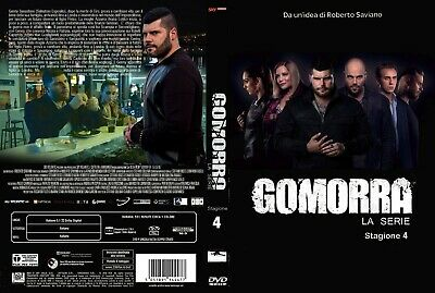 Gomorra Stagione 4 In Italiano Cofanetto Serie Tv